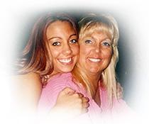 Heather and Debbie Norris