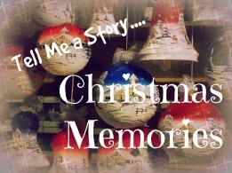 Christmas Memories button
